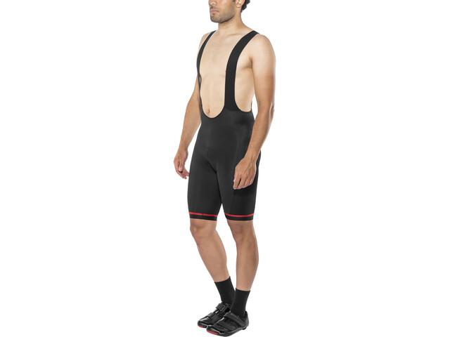 Etxeondo Kom 2 Bib Shorts Men Black/Red